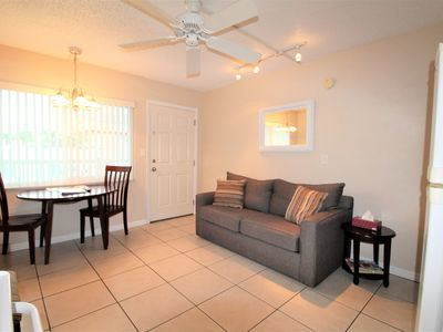 Photo for Tropic Breeze Unit 6 Madeira Beach Ground Floor Pool View Free Parking WIFI Heated Pool