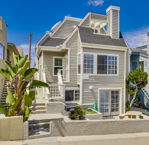 Photo for Comfortable Home In Heart Of Classic Southern CA Beach Living With A/C