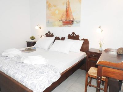 Photo for Classy Apt near the Windmills of Chora ∙ Astipalea