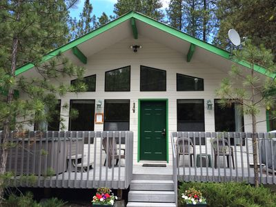 Photo for Mountain Harbor-Great recreation cabin near the Wenatchee River!