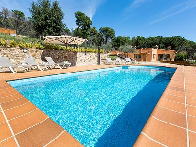 Photo for Sant Daniel Holiday Home, Sleeps 8 with Pool, Air Con and Free WiFi