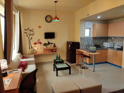 Photo for Come enjoy a relaxing stay in a home away from home at Greater Noida.