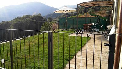 Photo for New!Peony house in the mountains immersed in the beautiful green landscape (Sardinia-Seulo)