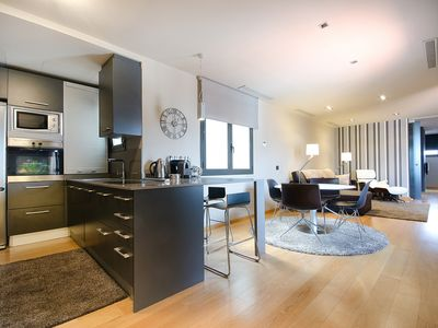 Photo for Amazing one bedroom Boutique apartment in Passeig de Gracia - B126
