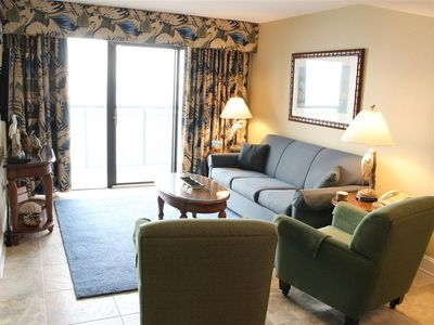 Photo for Recently Renovated Oceanfront Condo Fully Equipped!