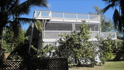 Photo for Eagles Roost/Rooftop Sundeck/Dock & Beach Mins Away.