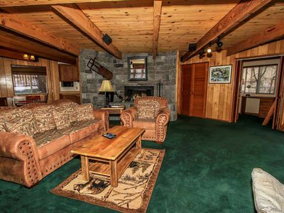 Photo for House in Big Bear Lake with Parking, Internet, Washing machine (983474)