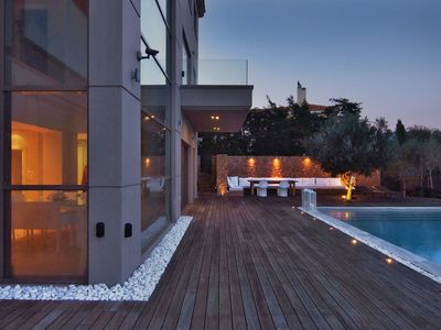 Photo for Seaview Peninsula  is a brand new,luxury, elegant and spacious villa!