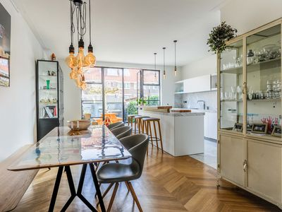 Photo for Spacious family home nearby Amsterdam