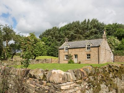 Photo for Detached Stone Built Cottage with Large Enclosed Garden & Private Lake Area