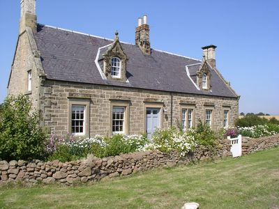 Photo for Beautiful Stone Cottage - A Unique Rural Retreat In The Scottish Borders