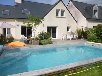 Photo for Morbihan golf course vacation rentals