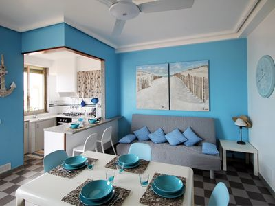 Photo for Seafront apartment Mars