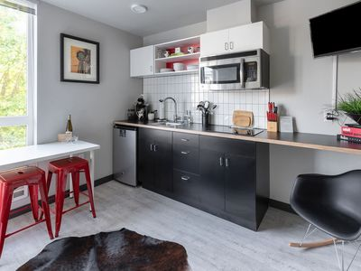 Photo for TINY HOUSE LIVING in the BIG CITY ~ PRIME LOCATION