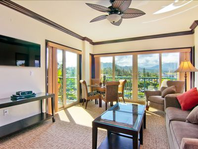 Photo for Waipouli Beach D-303 2 Heavenly Cal King Beds We Pay Resort Fee's - Best Reviews