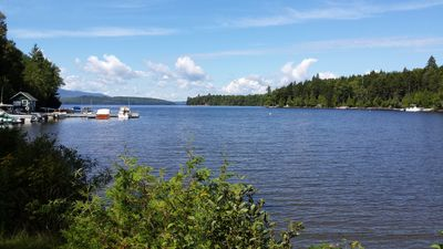 Photo for Cabin in the Woods with Waterfront Access to Moosehead Lake Family Friendly