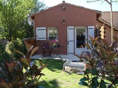 Photo for 30 minutes from Avignon detached house in the quiet hill