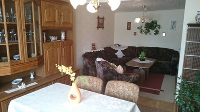 Photo for Südharzer apartment lovingly furnished