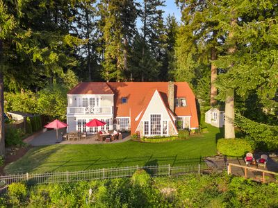 Photo for Waterfront ~ Truly Unique ~ Charming Northwest Getaway