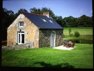 Photo for charming house in the countryside of St Malo