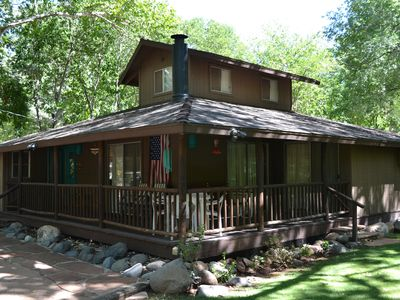 Photo for Sedona Cabin Near Oak Creek and Uptown Sedona