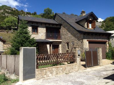 Photo for House with garden in the Pyrenees