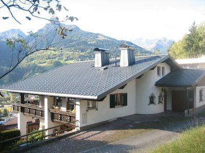 Photo for Penthouse with stunning panoramic views of Schruns