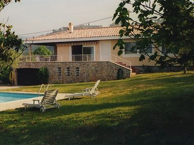 Photo for AURIBEAU SUR SIAGNE villa 6 people with pool NEAR CANNES 9 KM