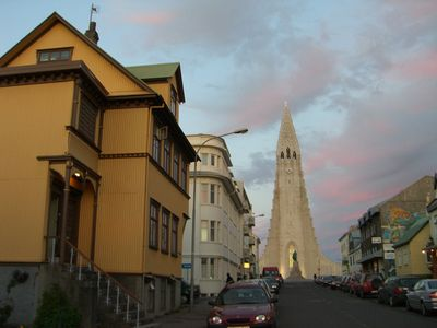Photo for Felicia's Flat, Downtown Reykjavik, Great location near Hallgrimskirkja.