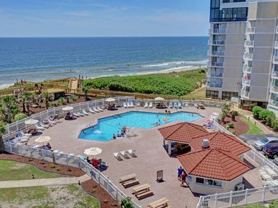 Photo for Oceanfront Unit with wonderful Ocean Views