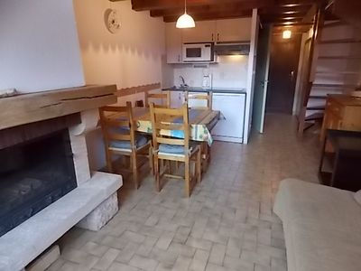 Photo for 1BR Apartment Vacation Rental in PRALOGNAN-LA-VANOISE