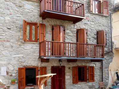 Photo for Vacation home Ivan (SPA400) in Sparone - 10 persons, 5 bedrooms