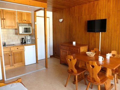 Photo for Completely renovated studio , a wide open view .