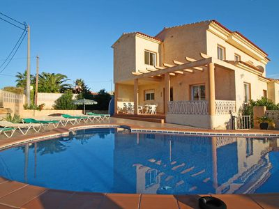 Photo for Vacation home Mark  in Calpe, Costa Blanca - 9 persons, 4 bedrooms