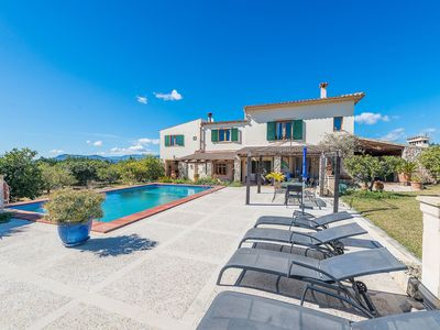 Photo for Traditional country house with pool - Villa Entre Naranjos