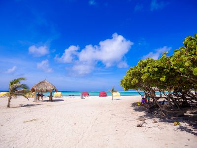"Photo for ""Bon Bini"" to your Baby Beach home (Aruba)"