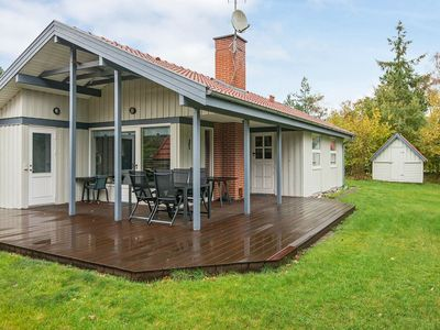 Photo for 7 person holiday home in Glesborg
