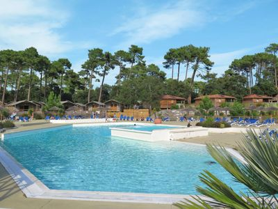 Photo for 2 bedroom Apartment, sleeps 4 in Seignosse with Pool, Air Con and WiFi