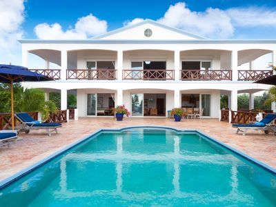 Photo for Tamarind Villa - Anguilla - luxury 5 bedrooms serviced villa - Travel Keys