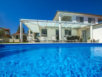 Photo for NEW Villa in a quiet village only 450 meters from the beach