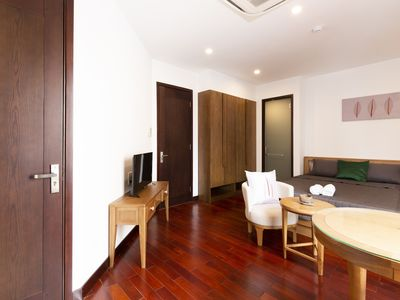 Photo for Auhome - Wooden Apartment