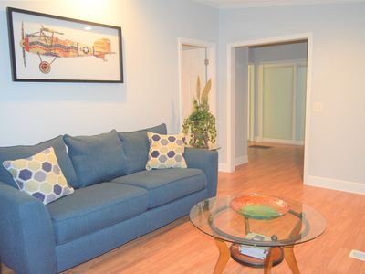 Photo for 1BR Mobile Home Vacation Rental in Eastover, South Carolina