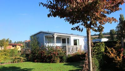 Photo for Camping Le Marqueval *** - Mobile home 3 Rooms 4 People