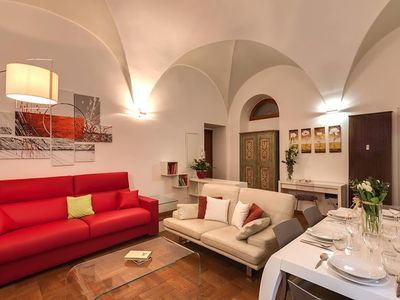 Photo for Apartment in the center of Rome with Internet, Air conditioning, Washing machine (364849)