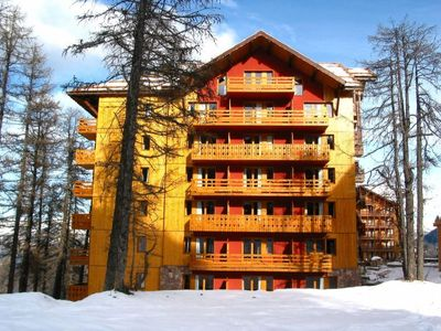 Photo for Apartment Vega  in Risoul 1850, Southern Alps - 4 persons, 1 bedroom