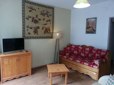 Photo for Holiday rentals Cauterets apartment nine T3 8 pers deco mountain center WIFI