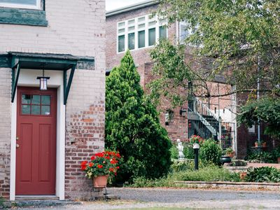 Private Home Kingston Rondout , Overlooking Marina,  A  Block from Waterfront
