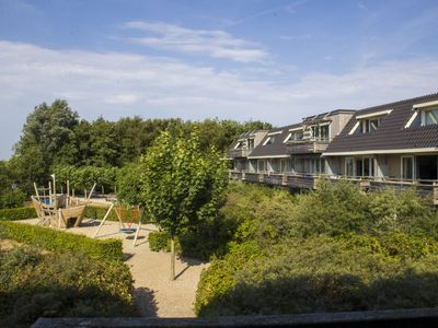 Photo for Beautiful apartment with sauna and solarium, situated in residence on Terschelling