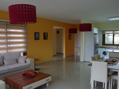 Photo for Luxury Penthouse Apartment 5 minutes from 18 hole golf course, and sea