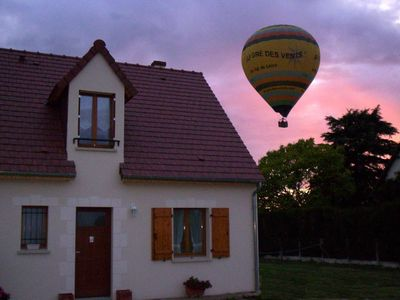 Photo for 2BR House Vacation Rental in Montlivault, Centre-Val De Loire